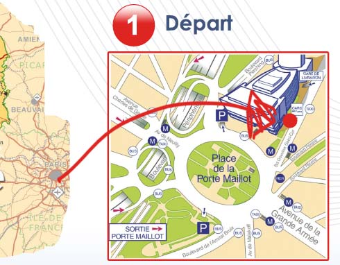 Weekend 3 jours amsterdam complet polyglot club - Paris porte maillot beauvais airport ...