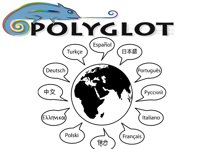 POLYGLOT REVOLUTION AROUND THE WORLD