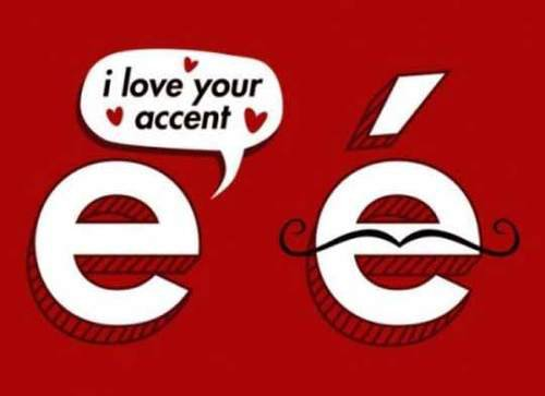 Improve your english accent how for Accenti francesi