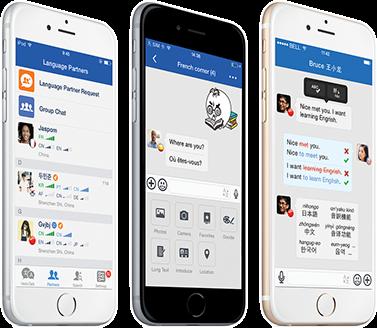 Hellotalk - En iyi ücretsiz Dil Değişim uygulaması