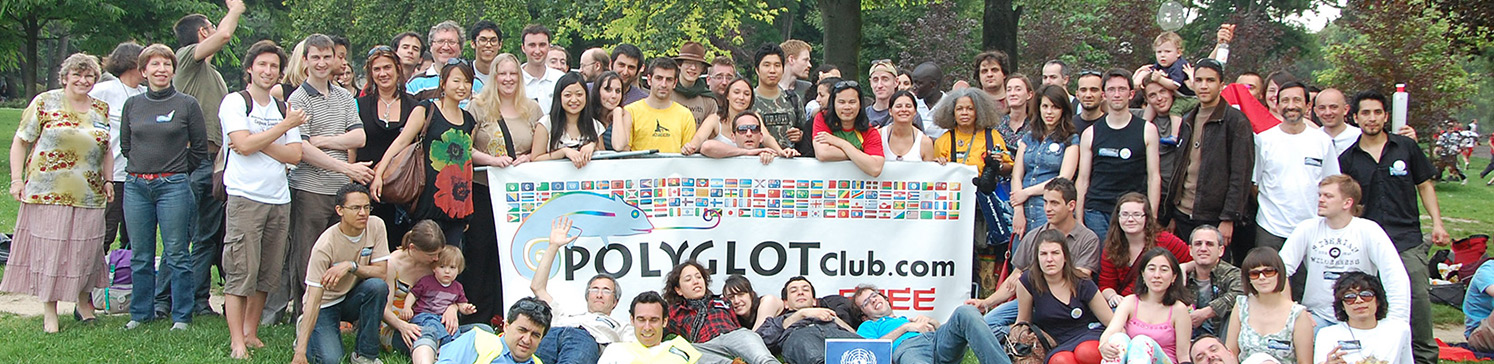 Polyglot Club Picnic Paris
