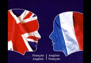 Translation English to French or French to English