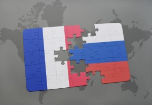 Professeur de français/de russe