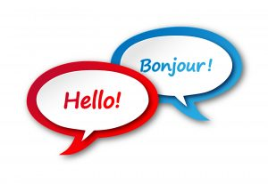 Translator English to French