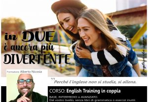 English Training in coppia: in due è meglio