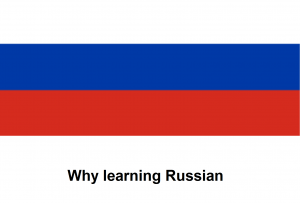 Why learning Russian